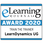 eLearning Journal Award Train the trainer